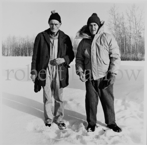 Henry and Johnny - Swan River MB 1984