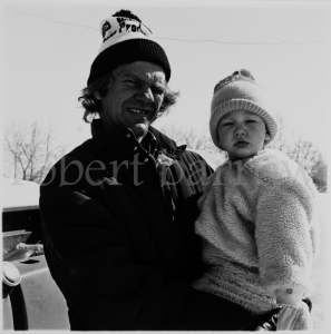 Melvin and Lief - Swan River MB 1982